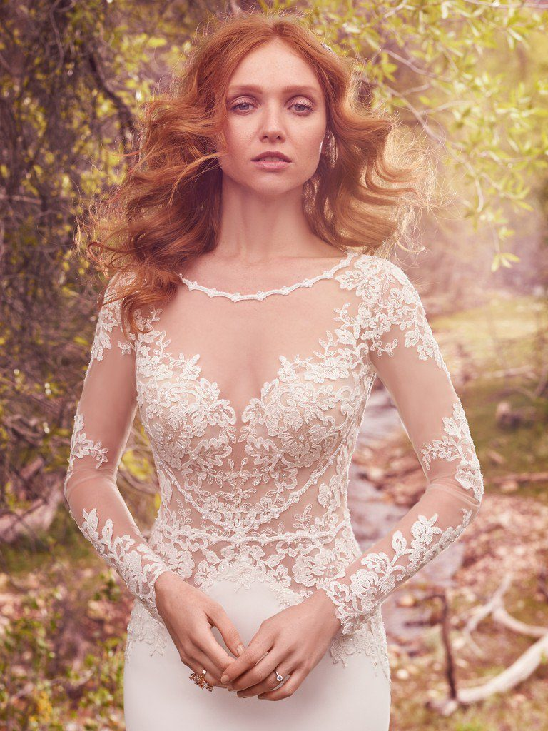 7 VINTAGE-INSPIRED WEDDING DRESSES FOR THE WIN IN 2017 - SCHICK