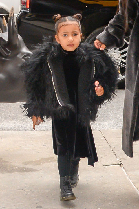 2017 fashion essentials - All The Times North West Already Looked Better Than You In