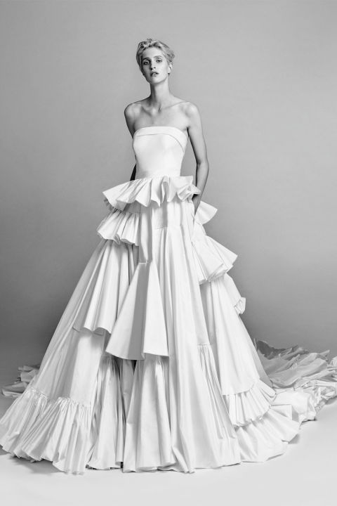 CHANNEL YOUR INNER DISNEY PRINCESS IN THESE 25 WEDDING DRESSES FROM ...