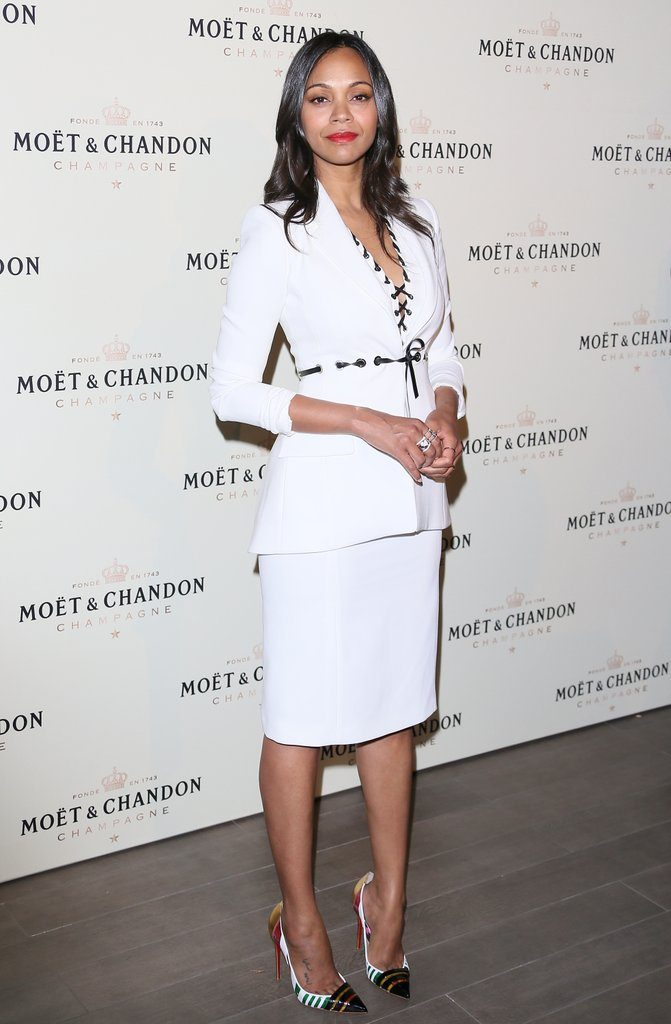 20 CELEBRITY-INSPIRED WAYS TO WEAR ALL-WHITE THE RIGHT WAY