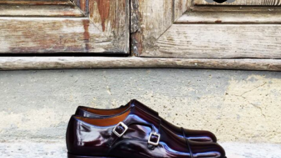 SCHICK MAN: THE MONK STRAPS ARE BACK, SHINIER AND BETTER!