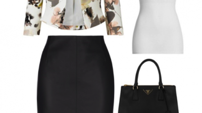 5 WAYS TO LOOK CHIC AT WORK