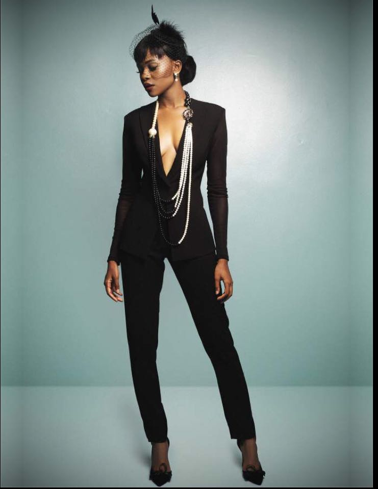 #SCHICKWOMAN: ZAINAB BALOGUN IS OUR LEADING LADY