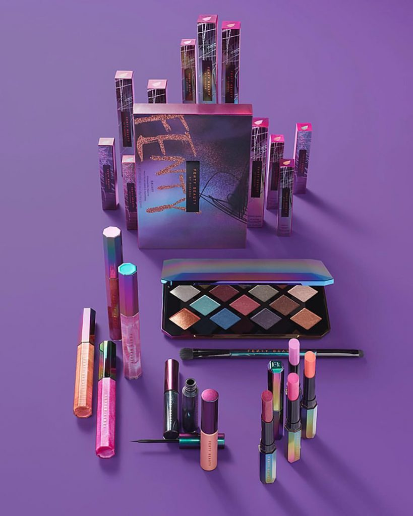 WHAT WE KNOW ABOUT THE FENTY BEAUTY HOLIDAY COLLECTION