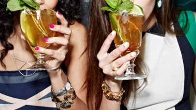 #WEEKENDVIBES: 5 COCKTAILS FOR A FEMME WEEKEND