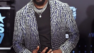 5 AFRICAN MALE CELEBRITIES WITH TOP-NOTCH STYLE