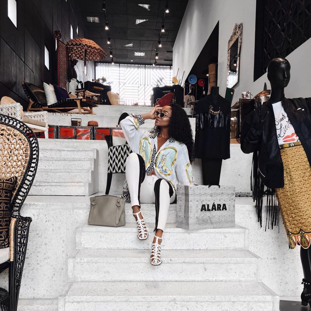 THE CHIC GIRL'S GUIDE TO SHOPPING IN LAGOS