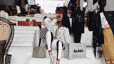THE CHIC'S GIRL GUIDE TO SHOPPING IN LAGOS