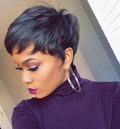 hair styles for with medium hair get sassy and style your pixie cut with these ideas 8549