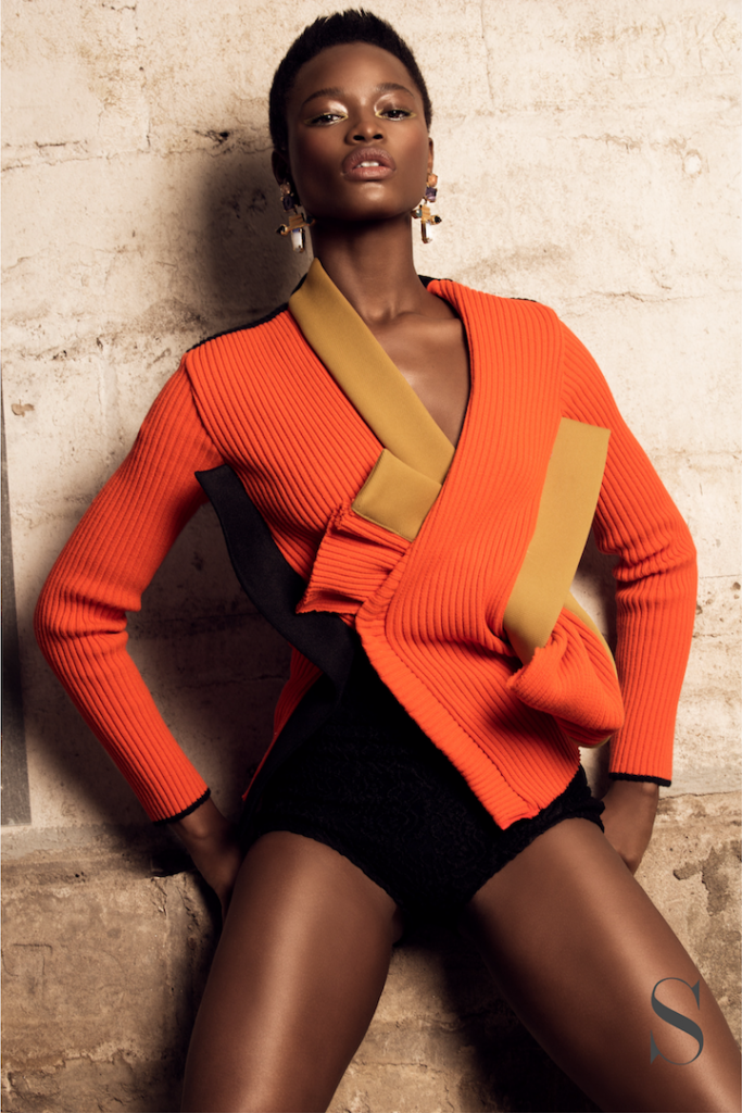 10 THINGS YOU DIDN'T KNOW ABOUT OUR COVER STAR MAYOWA NICHOLAS