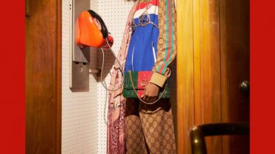BOLD ECLECTICISM WITH THE GUCCI PRE-FALL 2018