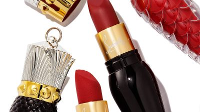 CHRISTIAN LOUBOUTIN DEBUTS LUXURY ROUGE COLLECTION