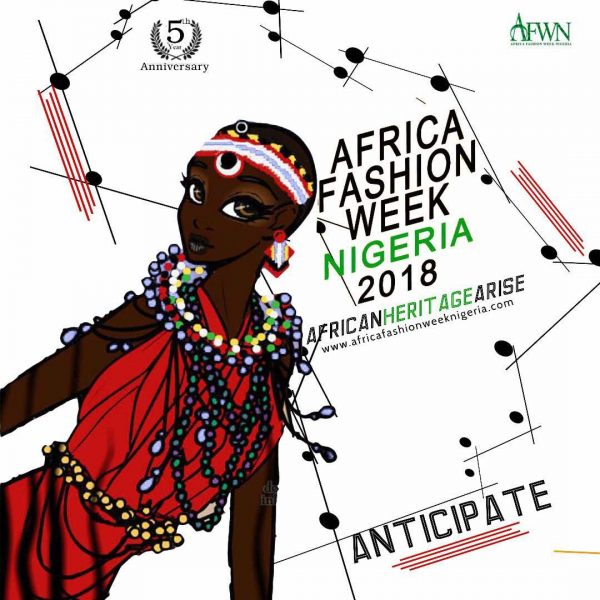 CELEBRATING OUR HERITAGE AT AFRICA FASHION WEEK NIGERIA 2018