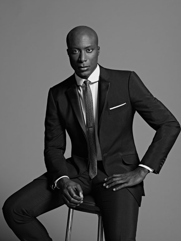 #SCHICKMAN: OZWALD BOATENG, THE BESPOKE COUTURIER OF SAVILLE ROW
