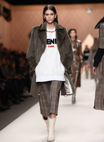 Fendi - Runway - Milan Fashion Week Fall/Winter 2018/19