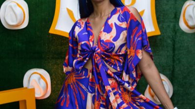 IT'S RITZY FOOD AND CHIC DÉCOR AT THE #VCPOLOLAGOS EVENT AT THE LAGOS POLO CLUB
