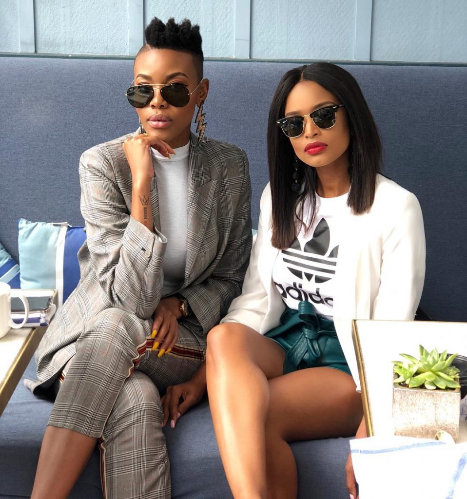 SOUTH AFRICA IN THE CITY AS AYANDA THABETHE & LOOT LOVE TAKE L.A.