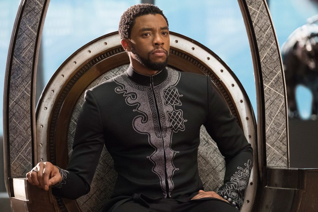 BLACK PANTHER LOOKS THAT TRULY REVEAL THE AFRICAN CULTURE