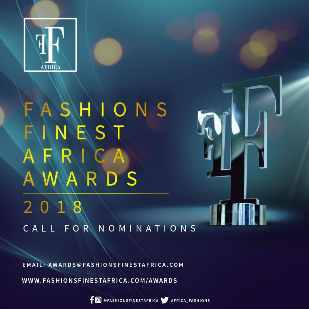 FASHIONS FINEST AFRICA INTRODUCES THE MOST PRESTIGIOUS FASHION AWARDS IN AFRICA