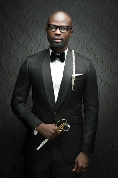 LAGOS BRIDAL FASHION WEEK DESIGNER SPOTLIGHT: HAKEEM BALOGUN OF KIMONO KOLLECTION BRINGS SAVILLE ROW CULTURE TO AFRICA