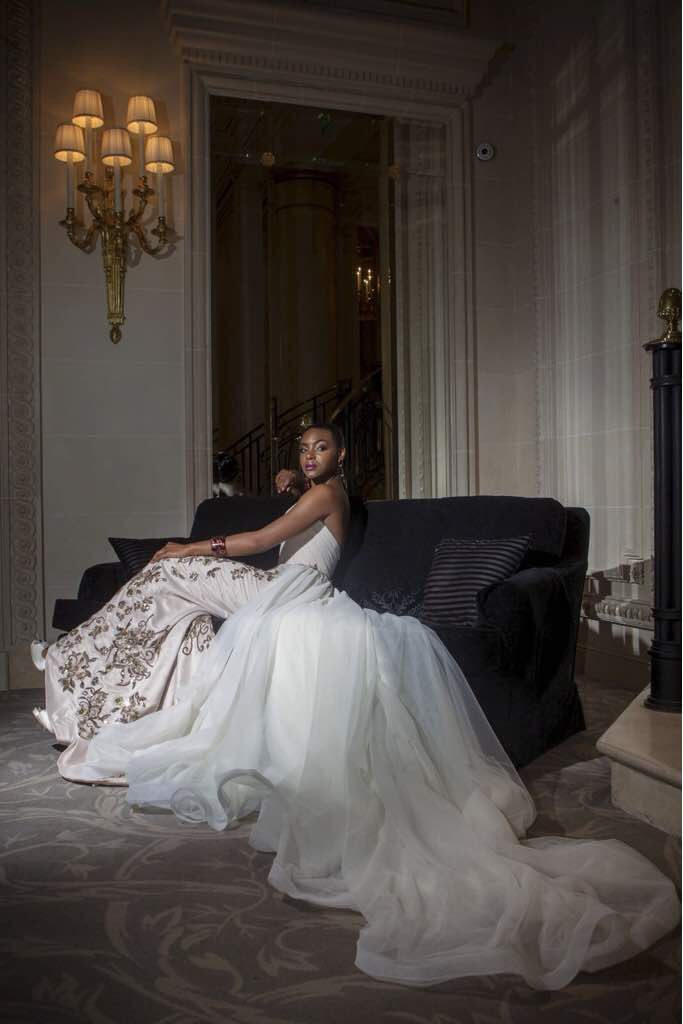 LAGOS BRIDAL FASHION WEEK DESIGNER SPOTLIGHT: KOSIBAH IS THE COUTURE FAIRYTALE WEDDING DESIGNER