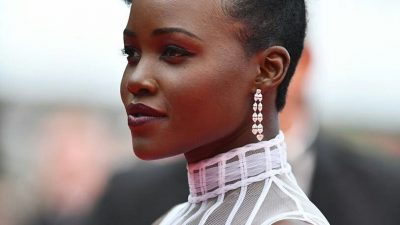 LUPITA'S HAIR TIMELINE SHOWS LOVE FOR HER HERITAGE