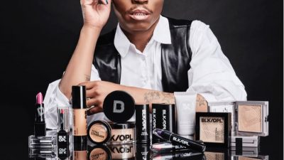 MAKEUP ARTISTRY ISN'T JUST FOR WOMEN ANYMORE AS SOMIZI BECOMES FIRST MALE AMBASSADOR FOR BLACK OPAL SOUTH AFRICA