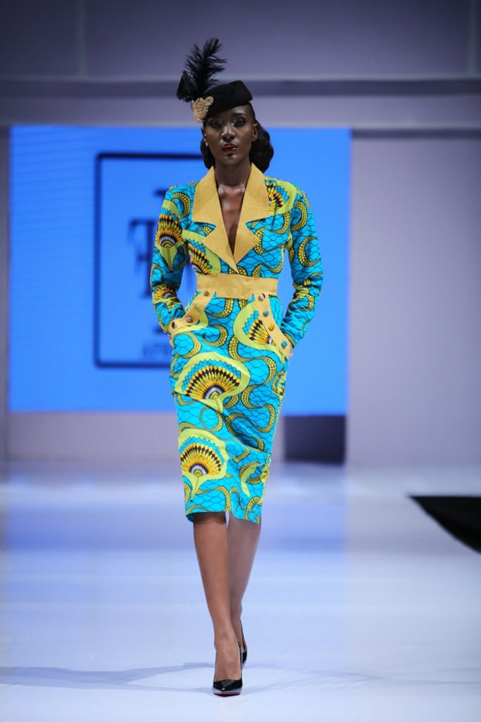 THE BEST LOOKS FROM DAY 1 OF THE FASHIONS FINEST AFRICA FASHION SHOW