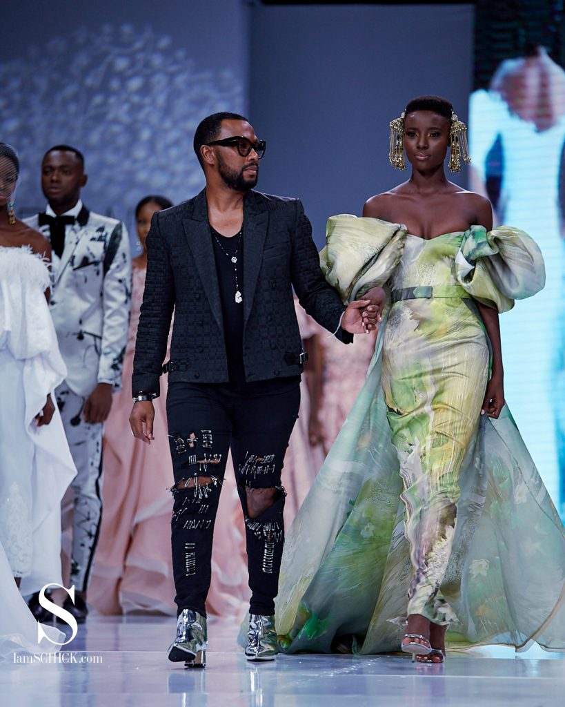 DESIGNER SPOTLIGHT: THE BEST IN BRIDAL FASHION WALK OUT AT LAGOS BRIDAL FASHION WEEK 2018