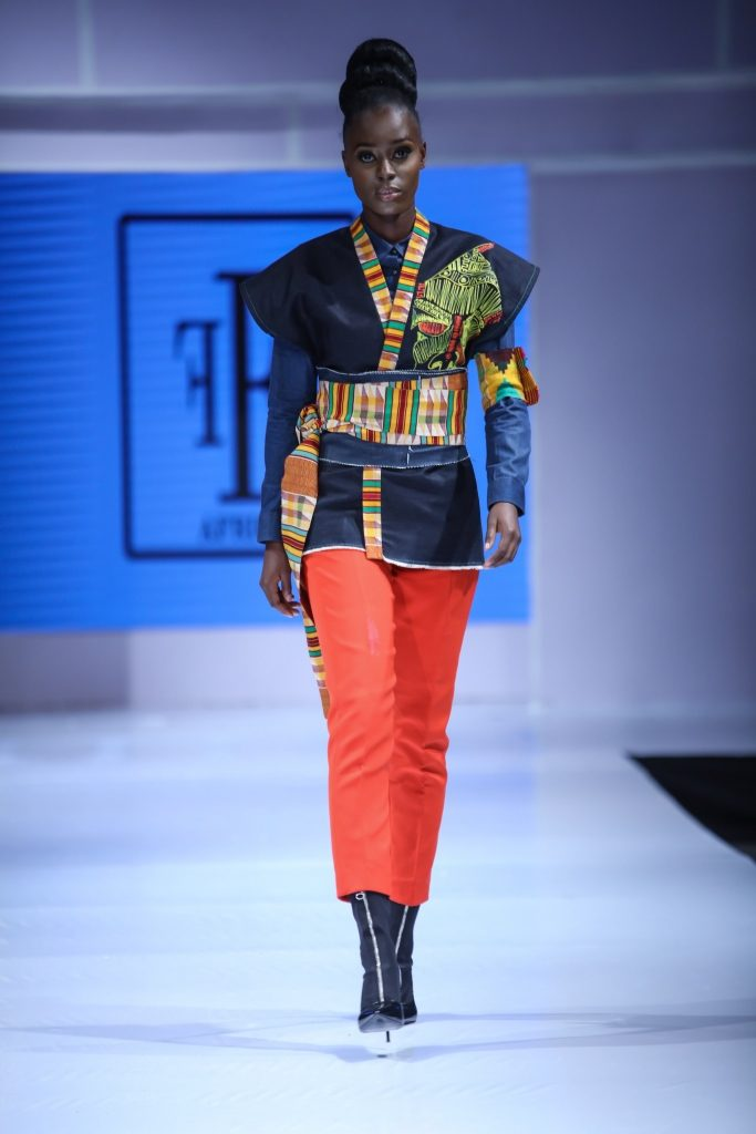 THE BEST LOOKS FROM DAY 2 OF THE FASHIONS FINEST AFRICA FASHION SHOW