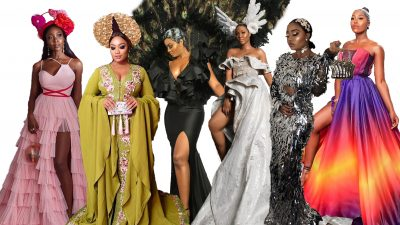 IT'S THE RED CARPET REVIEW OF THE OCEAN'S 8 PREMIERE IN LAGOS ON A FASHIONABLE EPISODE OF THE SCHICK PODCAST