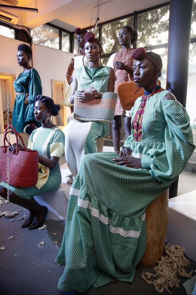 GHANA'S STYLE LOUNGE EVENT IS FOSTERING COLLABORATION AMONG FASHION TALENTS THROUGH WORKSHOPS AND FASHION PRESENTATIONS