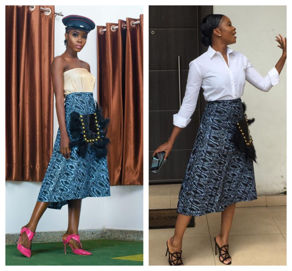 FROM COLLECTION TO CLOSET: AFRICAN STARS ROCK WANGER AYU, I AM ISIGO, LADY BIBA AND MORE DESIGNERS