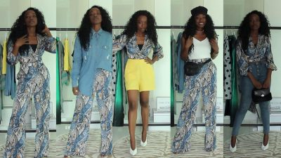 SCHICK 'HOW TO' FRIDAY'S: THE PRICE OF 1 FOR 3! HOW TO STYLE THE TONIA CO-ORD BY BELANGELIQUE