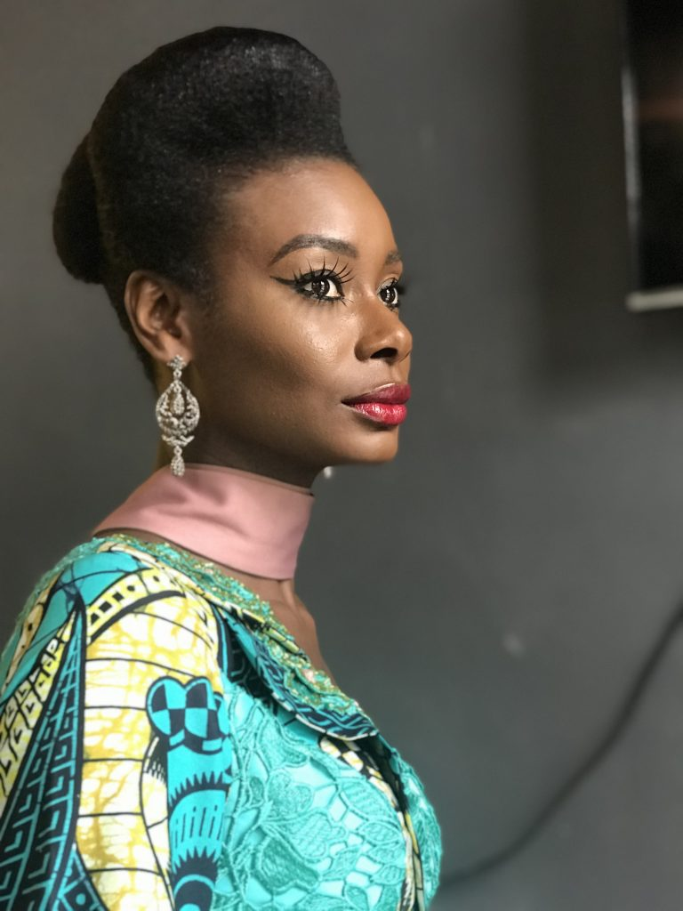 BLK/OPL NIGERIA, AMINAT AYINDE AND FASHION ONE AFRICA COLLABORATE FOR AN UPCOMING EDITORIAL SHOOT