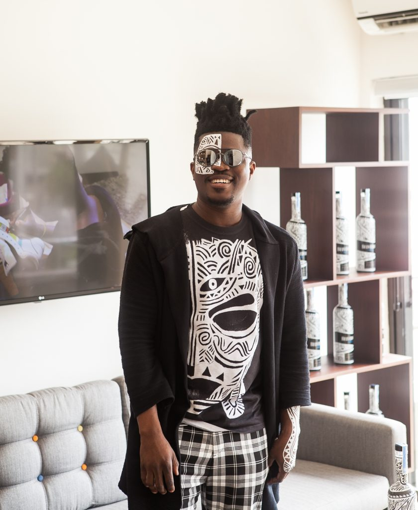 LAOLU SENBANJOSPEAKS ON THE IMPORTANCE OF LISTENING TO YOUR OWN VOICE ON THE SCHICK PODCAST