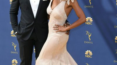 TELEVISION'S BIGGEST AND BRIGHTEST STARS WALK THE RED CARPET FOR THE 70TH PRIMETIME EMMY AWARDS