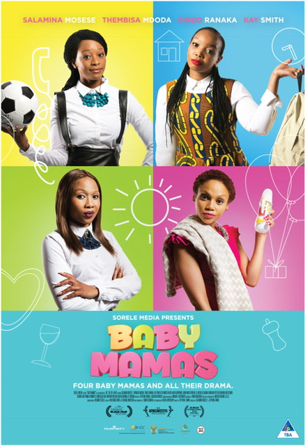 AN INTERVIEW WITH STEPHINA ZWANE AND SALAMINA MOSESE, THE FEMALE MEDIA POWERHOUSES BEHIND 'BABYMAMAS'