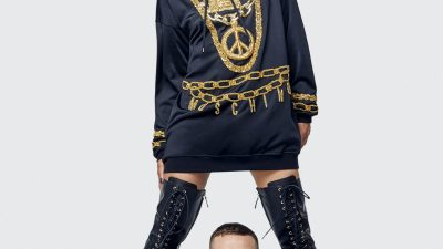 H&M'S NEW  COLLAB WITH MOSCHINO HAS FINALLY LAUNCHED