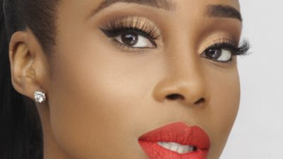 MEDIA PERSONALITY MARIA OKAN LAUNCHES HER LIPSTICK LINE AND COLLECTION