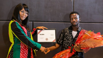 FAITH OLUWAJIMI OF 'BLOKE' ANNOUNCED AS THE WINNER OF EMERGE ALARA